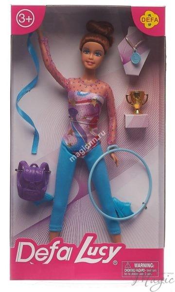 Кукла гимнастка